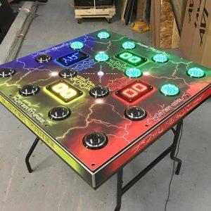 Color Wars Game Set Up