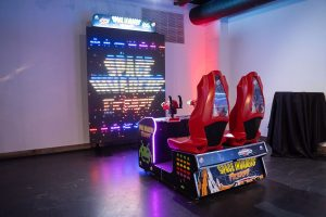 space invaders frenzy at ajax dc