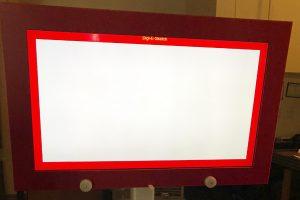 giant etch a sketch game rental
