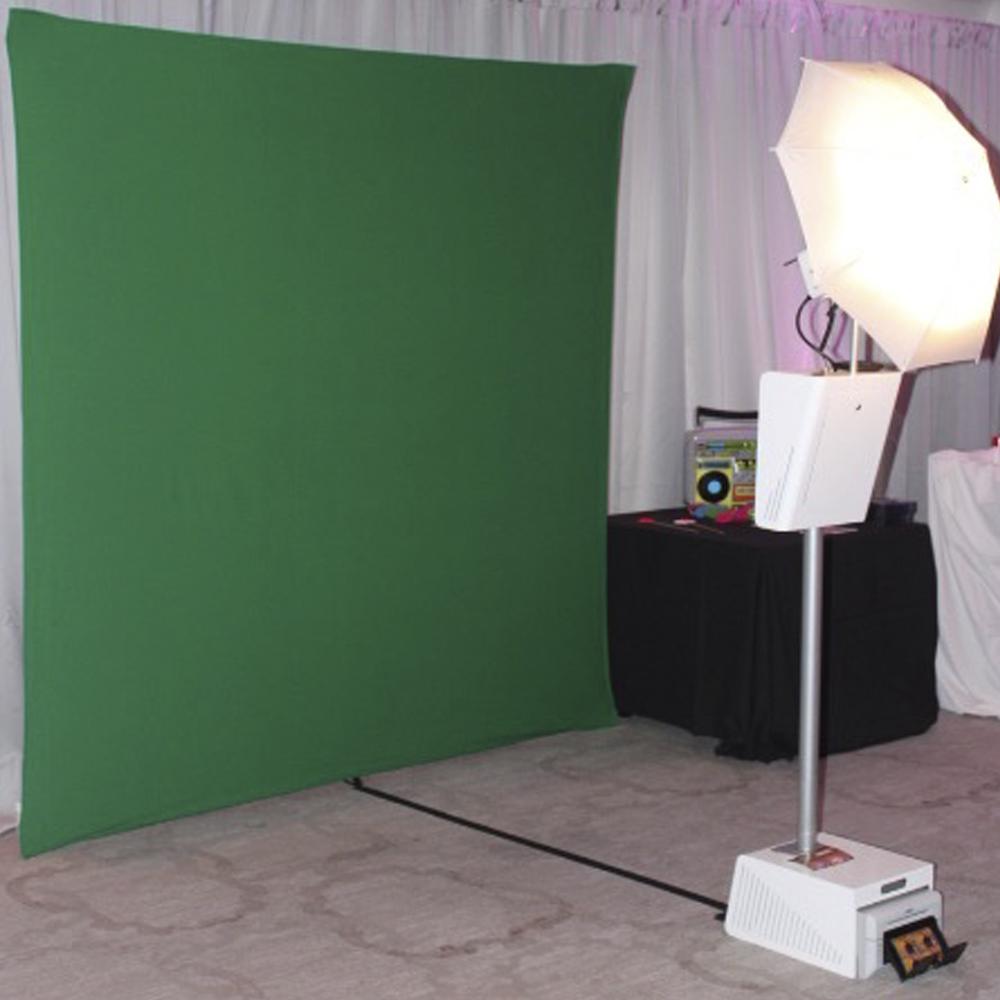 Green Screen Photo Booth - Snap Entertainment