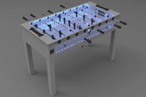 led foosball rendering