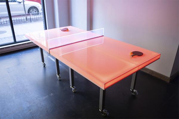 led ping pong at ajax