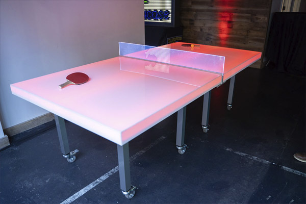 led ping pong at ajax 2