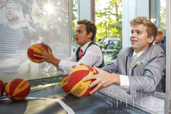 mitzvah kids playing hoops 2 go basketball