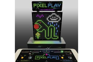pixel play 2 player retro game