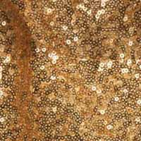Gold Small Sequins
