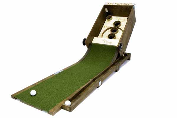 putt skee mini golf skeeball game