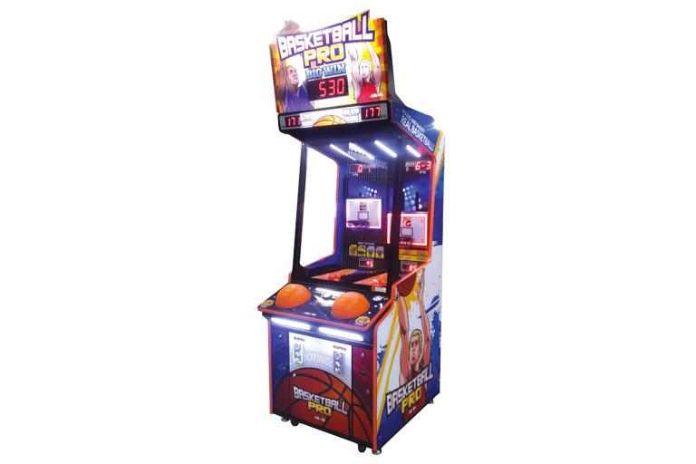basketball pro arcade