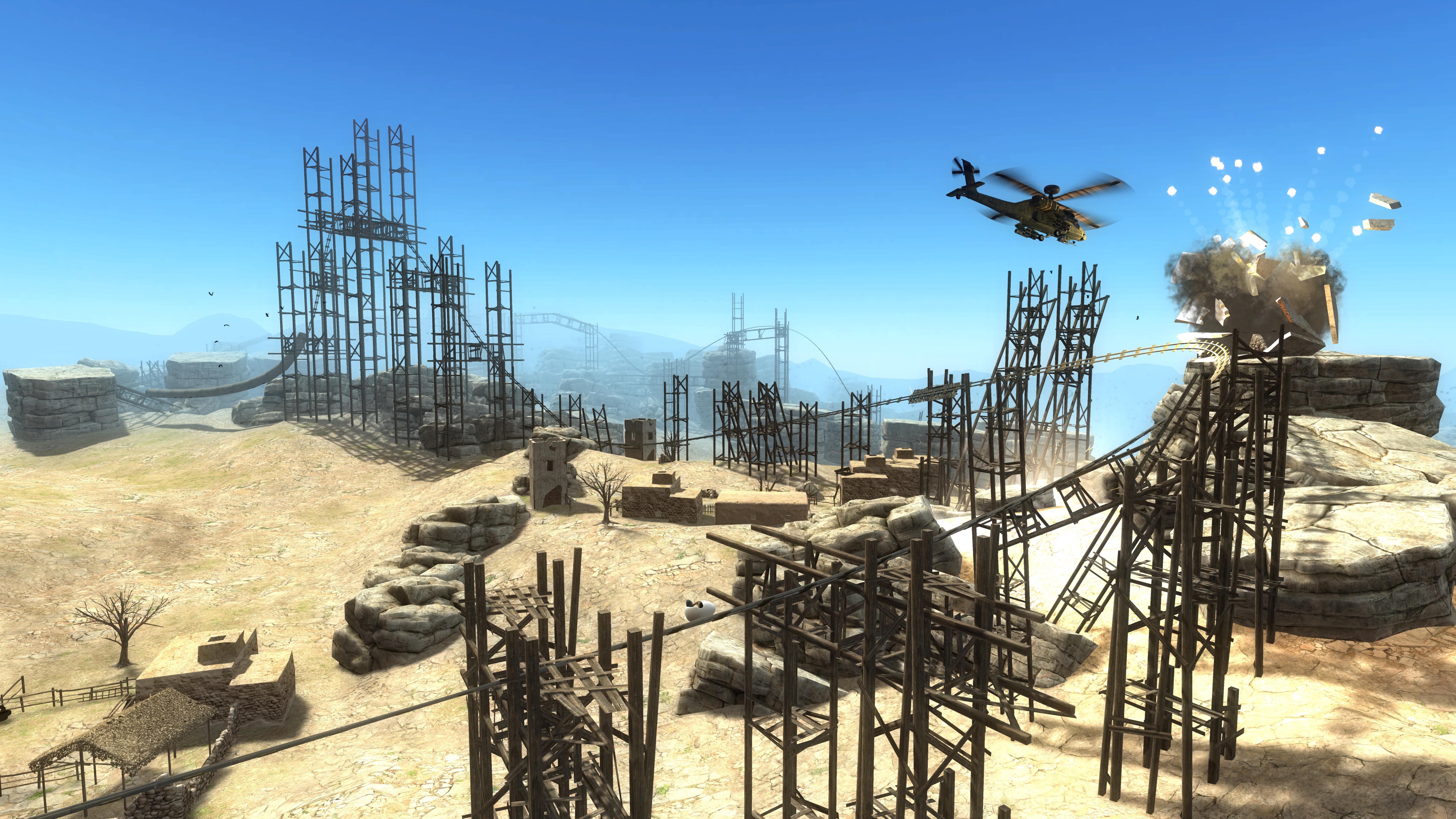 explosive war screenshot