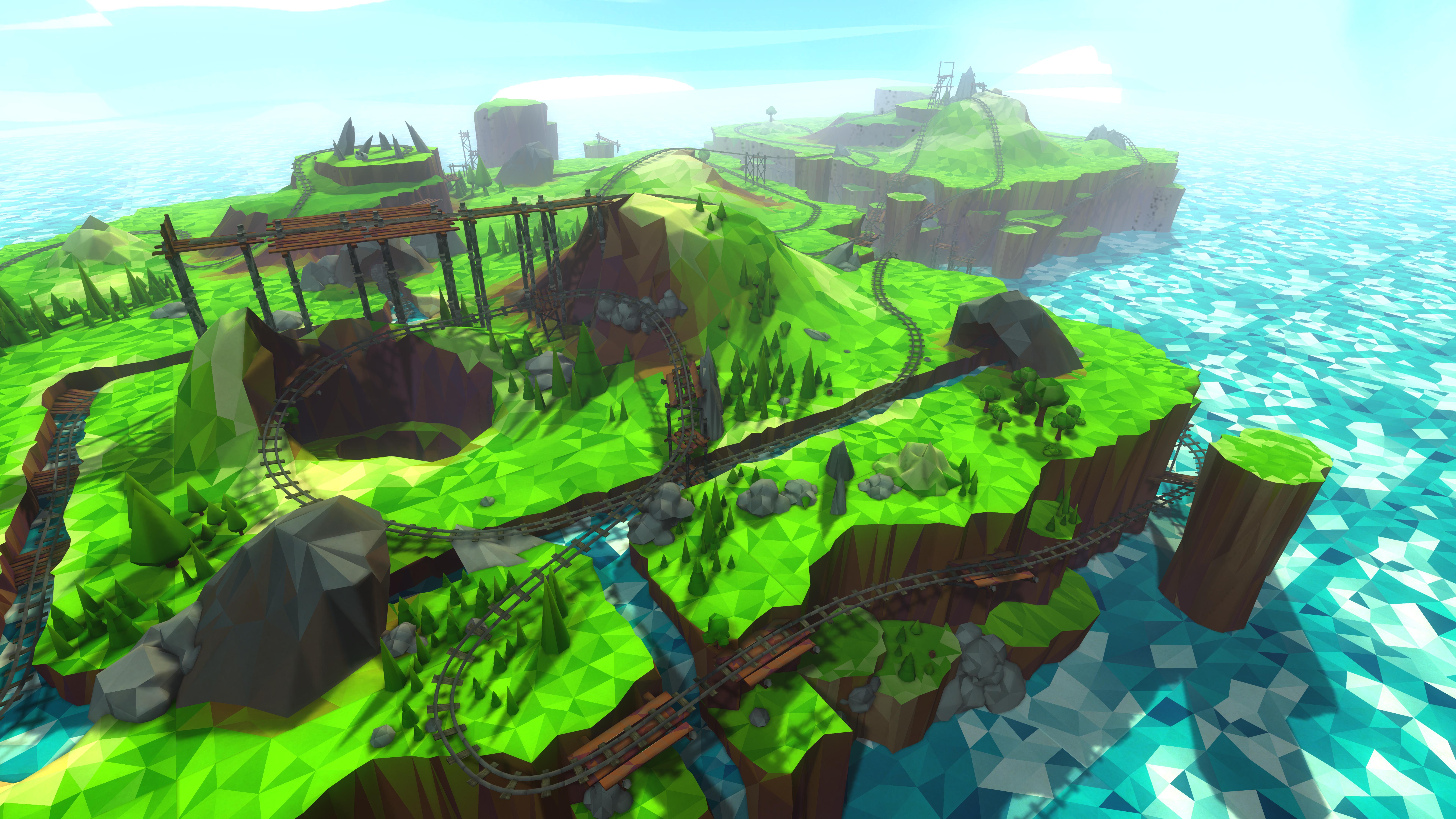 geometric world screenshot